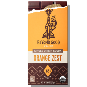 Beyond Good Orange Zest