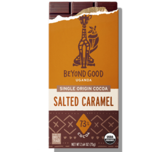 Beyond Good Salted Caramel
