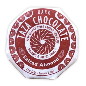 Taza chocolate Salted amond