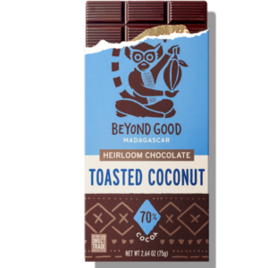 Beyond Good Toasted Coconut