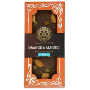 Chocolate Tree Orange & Almond