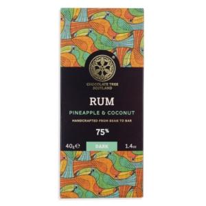 Chocolate Tree Rum Pineapple