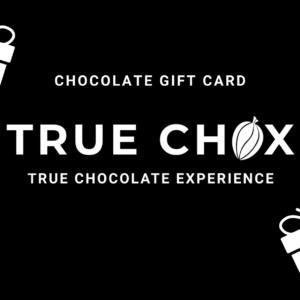 Craft chocolate gift card