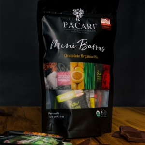 Pacari Chocolate Mini Bars Advent Calendar