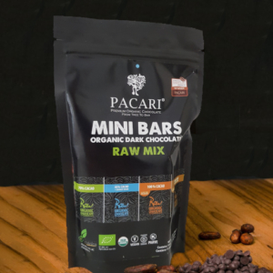 Pacari Raw Chocolate Mini Bars Advent Calendar
