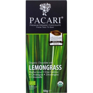 Pacari Chocolate Lemongrass