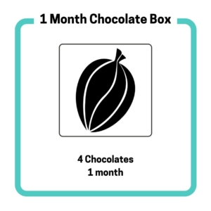Chocolate subscription 1 Box