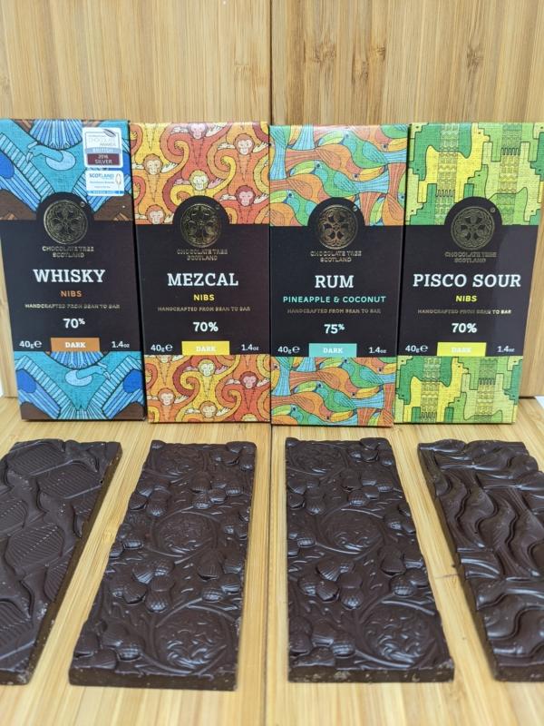 Chocolate tree - Spirit collection