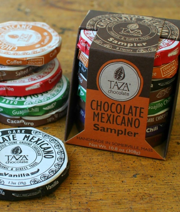 Taza Chocolate Collection